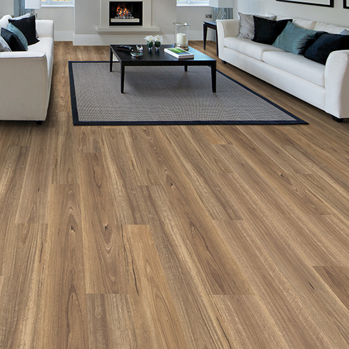 image of timber floor in lounge setting